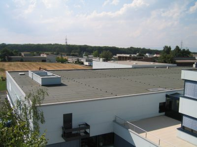 Les toitures nues